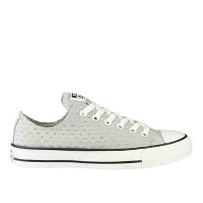 Converse Chuck Taylor All Star Ox Perforated Grey 549331C