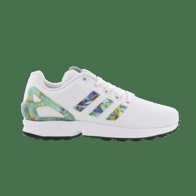 """adidas Flux """"Aloha"""" White BB6333"""