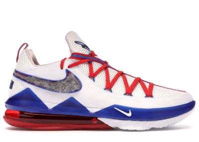 Nike LeBron 17 Low Tune Squad CD5007-100/CD5006-100