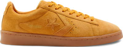 Converse Unisex Final Club Pro Leather Low Top Saffron Yellow/Saffron Yellow 168599C