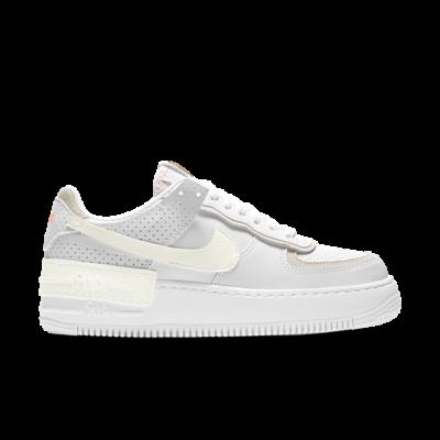 """Nike Air Force 1 Shadow """"Grey"""" CZ8107-100"""