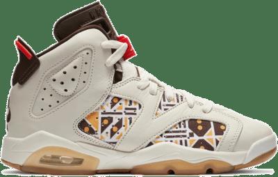 """Jordan Jordan 6 Retro GS """"Quai 54"""" CZ6506-100"""