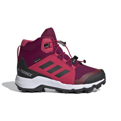 adidas Terrex Mid GORE-TEX Hiking Power Berry FW9758