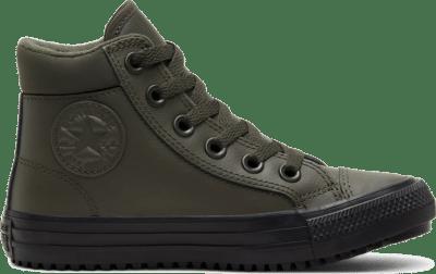 Converse Big Kids Chuck Taylor All Star PC High Top Boot Carbon Jasper/Black/Cape Blue 668923C