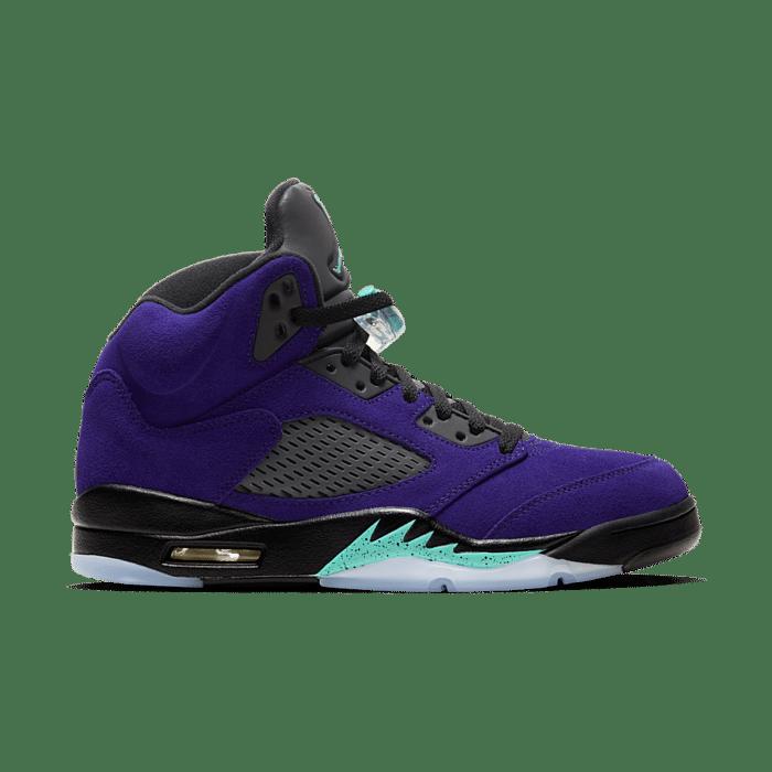 Jordan Air Jordan 5 'Purple Grape' Purple Grape 136027-500