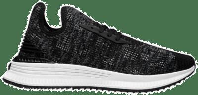 PUMA AVID evoKNIT Mosaic Evolution unisex Sneaker 366601-02 zwart 366601-02