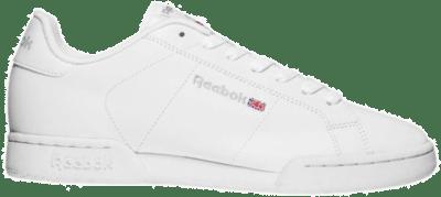 Reebok Classic NPC II Heren Leren sneaker 5258 wit 5258