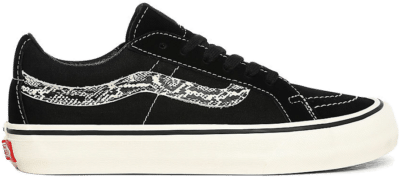 Vans Snake Sk8-Low Reissue SF Black VN0A4UWI3GH1