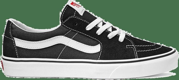 "Vans UA SK8-Low ""Black"" VN0A4UUK6BT1"