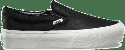VANS Embossed Slip-on Platform  JEZQU8