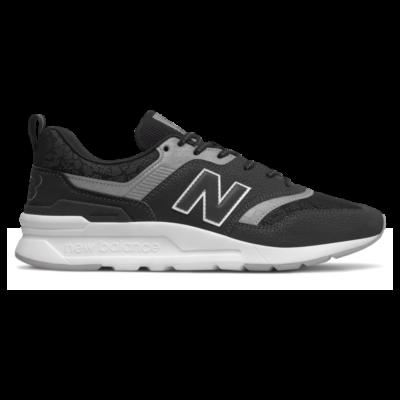 Herren New Balance 997H Black/Silver CM997HFI
