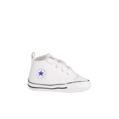 Converse Chuck Taylor All Star 1st Star Crib White 88877