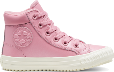 Converse Big Kids Chuck Taylor All Star PC High Top Boot Lotus Pink/Cactus Flower/White 668766C