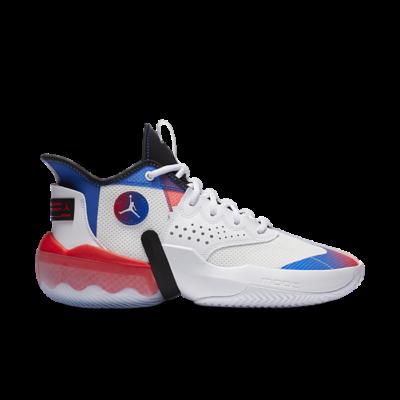 Nike Jordan React Elevation White Hyper Royal DC5187-102