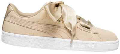 Sneakers Basket heart Msafari Wn's by Puma Bruin 364083/01