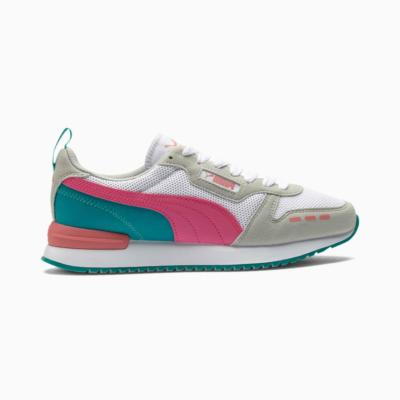 Puma R78 Runner sportschoenen Roze / Grijs / Wit 373117_12