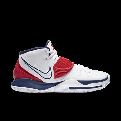 "Nike Kyrie 6 ""USA"" BQ4630-102"