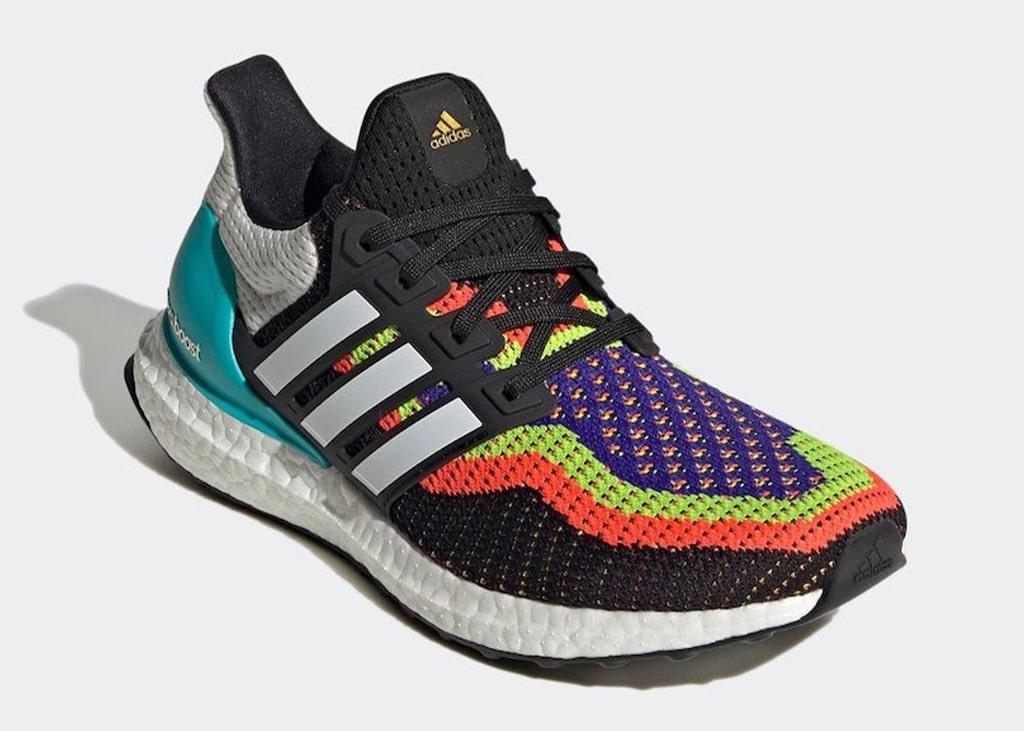 Nieuwe adidas Ultra Boost: kleur zit in het DNA van dit model