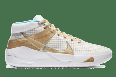 Nike KD 13 EYBL White (2020) DA0895-102/DA0894-102