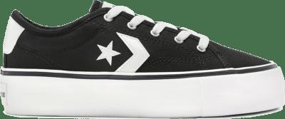 Converse Converse Star Replay Platform Low Top Black 565366C