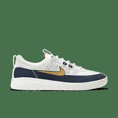 "Nike Skateboarding Nyjah Free 2.0 ""White Obsidian"" BV2078-400"