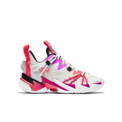 Jordan Why Not Zer0.3 SE Spruce Aura Flash Crimson (GS) CN8107-101