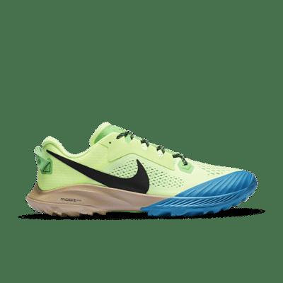 Nike Air Zoom Terra Kiger 6 'Barely Volt Blue' Green CJ0219-700