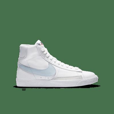 Nike Blazer Mid White Celestine Blue (GS) CZ7531-102