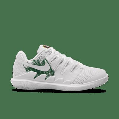 NikeCourt Air Zoom Vapor X Hardcourt Wit AA8027-111
