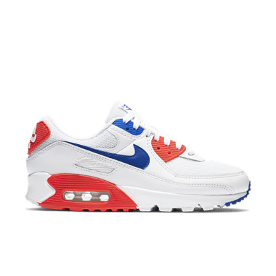 Nike Wmns Air Max 90 White  CT1039-100