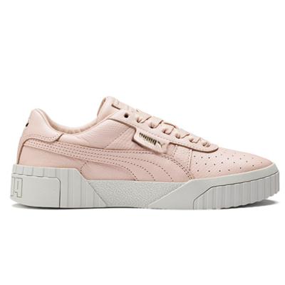 Puma Cali Emboss sneakers voor Dames Roze 369734_01