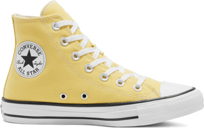 Converse Chuck Taylor All Star High Yellow 168576C