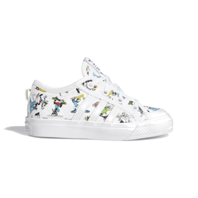 adidas Nizza x Disney Sport Goofy Cloud White FW3823