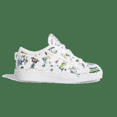 adidas Nizza x Disney Sport Goofy Cloud White FW3823