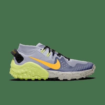 Nike Wildhorse 6 Blauw BV7099-401