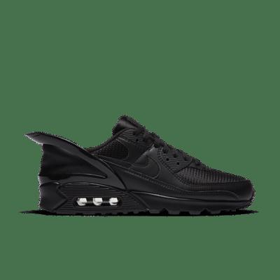 """Nike Air Max 90 FlyEase """"Black"""" CZ4270-002"""