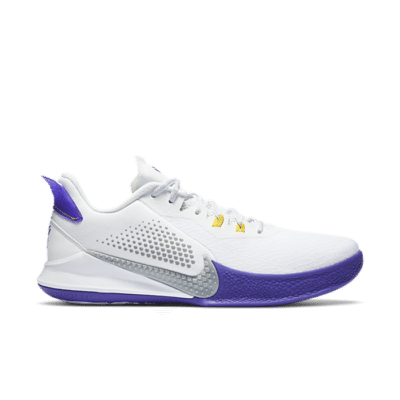 Nike Mamba Fury Lakers Home CK2087-101