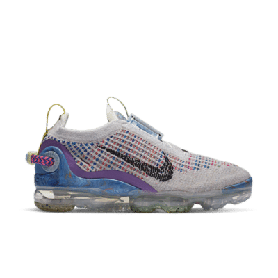 Nike Wmns Air Vapormax 2020 FK Pure Platinum  CJ6741-001
