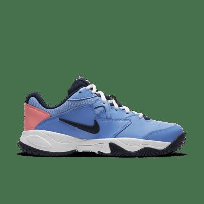NikeCourt Lite 2 Hardcourt Blauw AR8838-406