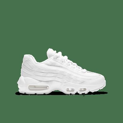 Nike Air Max 95 Recraft Triple White (GS) CJ3906-100