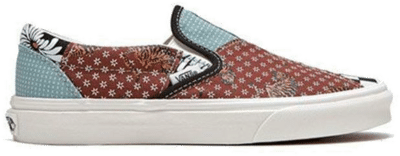 VANS Tiger Patchwork Classic Slip-on  VN0A4U381IO