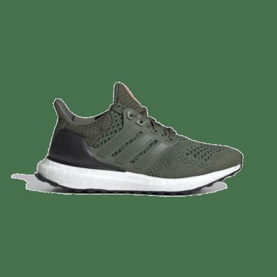 adidas Ultraboost 20 Hardloopschoenen Base Green FX0223