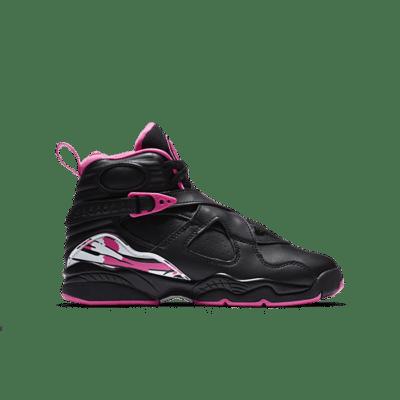 Jordan 8 Mid Black 580528-006