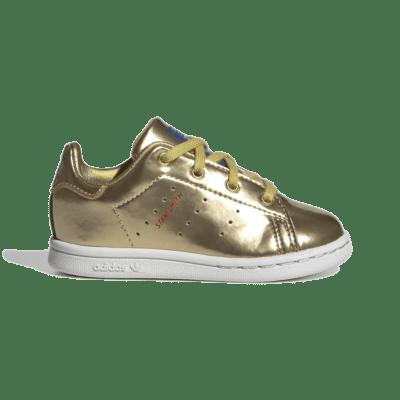 adidas STAN SMITH I Gold Metallic FW8082