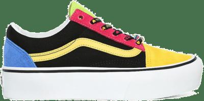 Vans Old Skool Platform 'Vans Beads' Multi-Color VN0A3B3U21X