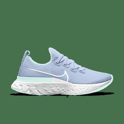 Nike Wmns React Infinity Run Flyknit 'Hydrogen Blue' Blue CD4372-400