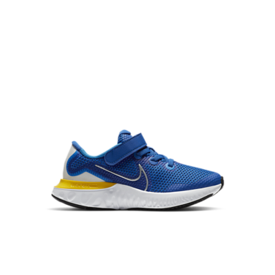Nike Renew Run Blauw CT1436-408