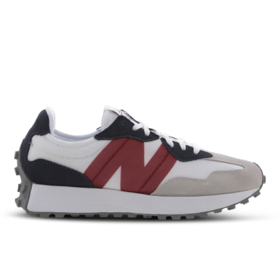 New Balance 327 White MS327SN