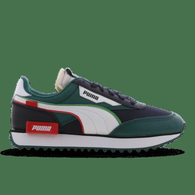 Puma Future Rider Strike Green 368621 01