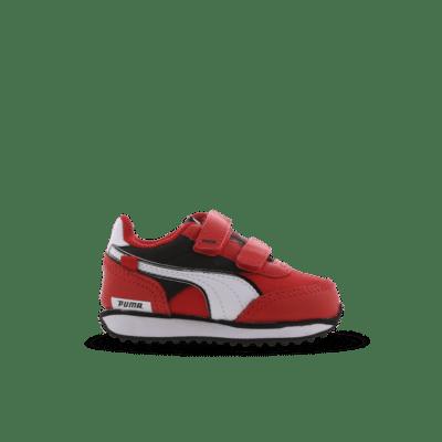 Puma Future Rider Strike Red 368623 03
